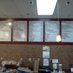 Menu Boards - Indoor Signs - Express Sign Outlet