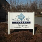 Post & Panel Signs - Outdoor Signs - Express Sign Outdoors